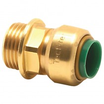 Tectite Male Coupler 3/4""