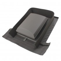 Glidevale G5 Universal Tile Vent 20k Brown (Airflow 20,000mm2)