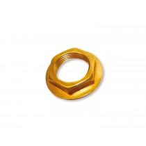 "044 3/4""  Flanged Brass Backnut"