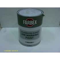 Road Lining Paint White 5Ltr