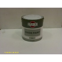 Farbex Oxide Paint 2.5L Red
