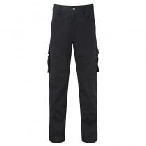TuffStuff Pro Work Trouser 32L Black