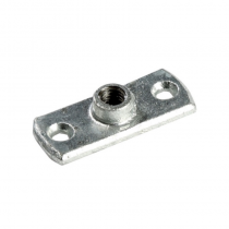 M10 Galv Base Plate (backplate)