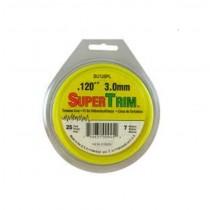 Strimmer Line Round 3mm x 25ft
