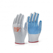 Nylon PVC Dot Glove XL (Pair)