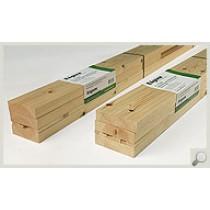115 x 50mm Red Deal Door Frame Packs (2/2.1 1/0.9) S/Wood