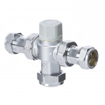 "1/2"" TMV3 Thermostatic Mixing Valve 15MM"