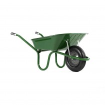 Haemmerlin 1041 Original Green Wheel Barrow 90LT  (Pueumatic)