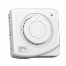 EPH Frost Thermostat c/w light cmf