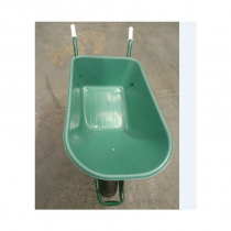 PVC Green Wheelbarrow 100Ltr