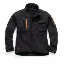 Scruff Trade Softshell Jacket (XXL)