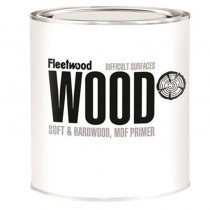 Wood Soft & Hardwood MDF Primer 2.5L