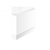 Belmont White 700 bath Panel