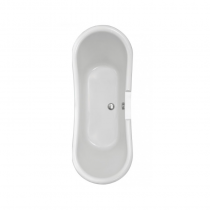 Monarc Traditional Freestanding Bath 1760lx700wx720h