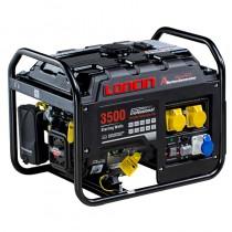 Loncin LC3500AS Petrol Generator 110/220 Volt