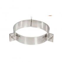 Plain Stainless Steel Bracket 316 125mm