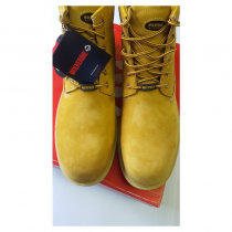 Wolverine Boot Class S3 Waterproof/ Wheat Size 8