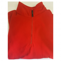 Regatta THOR Overhead Fleece Red (L)