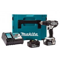 Makita 18V Combi c/w 2 x 3ah Li-ion Batteries