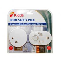 Kidde Twin Pack  Smoke & Carbon Monoxide Alarm Set