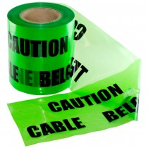 Telephone Warning Cable Tape 150mm x 365m