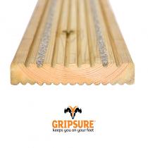 Gripsure Anti-Slip Deck Board Treated 150x35mm x 3.6M