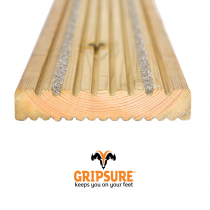 Gripsure Anti-Slip Deck Board Treated 150x35mm x 4.8M
