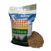 Balcas Brites Wood Pellets  (10kg)