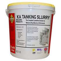 Waterproofing Tanking Slurry 25kg (Concrete Waterproofer)