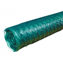 Green High Vis Barrier Fence 1x50mtr Roll