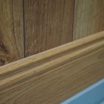 Dublin Oak Skirting 120mmx15mm x 2.4M