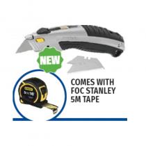 Stanley Instant Blade Change Knife