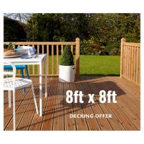 8 x 8 Deck Offer