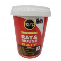 Pest Free Zone H29 Grain Rat & Mouse Bait 150g