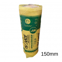 Spacesaver G3 Loft Roll Insulation 150mm   9.34m2 Roll