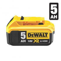 Dewalt DCB 184 XJ 18V 5.0AH Li-Ion Battery