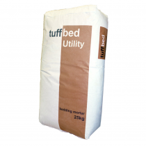 Tuffbed Utility Bedding Mortar 25kg