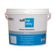 Tufftop Jointing Mortar Mid Grey 11kg Tub
