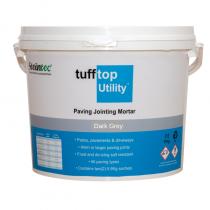 Tufftop Jointing Mortar Dark Grey 11kg Tub