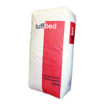 Tuffbed Pre-Mixed Bedding Mortar  25kg Bag