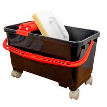 Washboy Portable Bucket + Sponge  23L