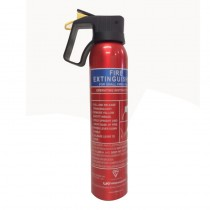 600g Fire Extinguisher Silver
