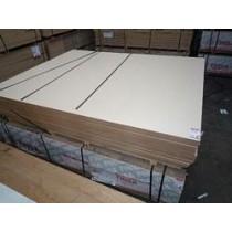 2440 x 1220 x 3.2mm Magnolia Hardboard