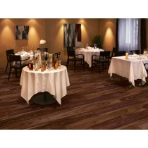 Kronotex Virginia Walnut Laminate 8mm V-Groove (2.13m2)