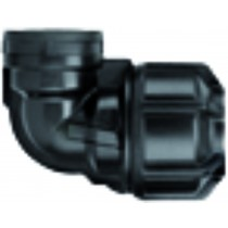 """Philmac 3G Elbow Pol x F.I BSP 1/2"""" x 20mm"""