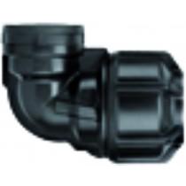 """Philmac 3G Elbow Pol x F.I BSP 3/4"""" x 25mm"""