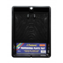 "9"" Professional Plastic Tray"