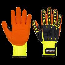 Portwest Anti -Impact Glove Nitrile Yelow/Orange XLarge