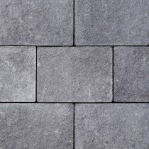 Paving Block Riverstone Blackwater 200x150x60mm (Each)