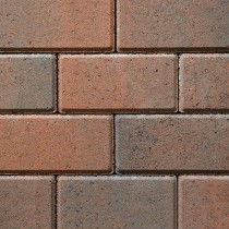 Paving Block Rectangular Crieve Mix 200x100x50mm (Each)